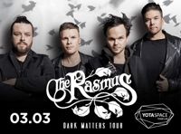 THE RASMUS «Dark Matters Tour» лого