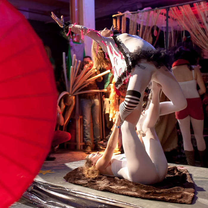 Burning Man Decompression 2016 фото